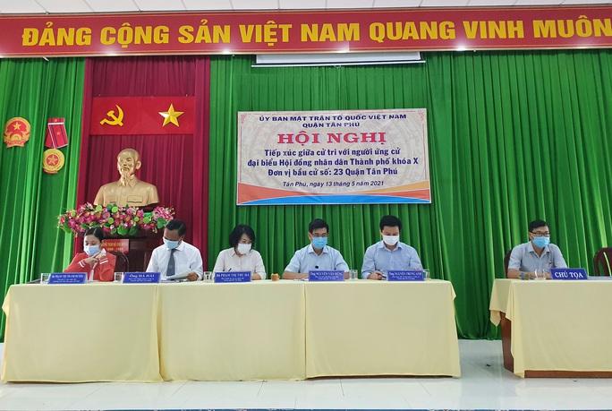 Phó Chủ tịch HĐND TP HCM: Xây dựng trường, lớp ở quận Tân Phú là áp lực lớn - Ảnh 1.