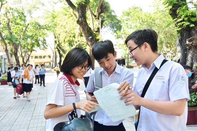 TP HCM: 83.000 thí sinh thi lớp 10 vào đầu tháng 6 - Ảnh 1.