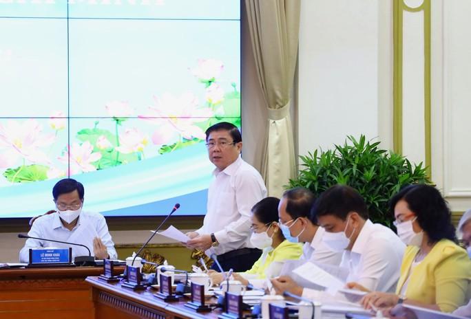 Thủ tướng Phạm Minh Chính làm việc với TP HCM - Ảnh 3.