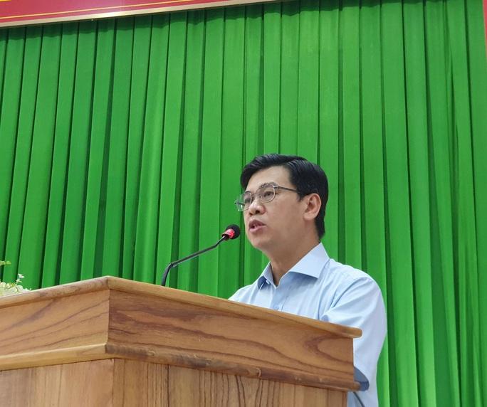 Phó Chủ tịch HĐND TP HCM: Xây dựng trường, lớp ở quận Tân Phú là áp lực lớn - Ảnh 3.