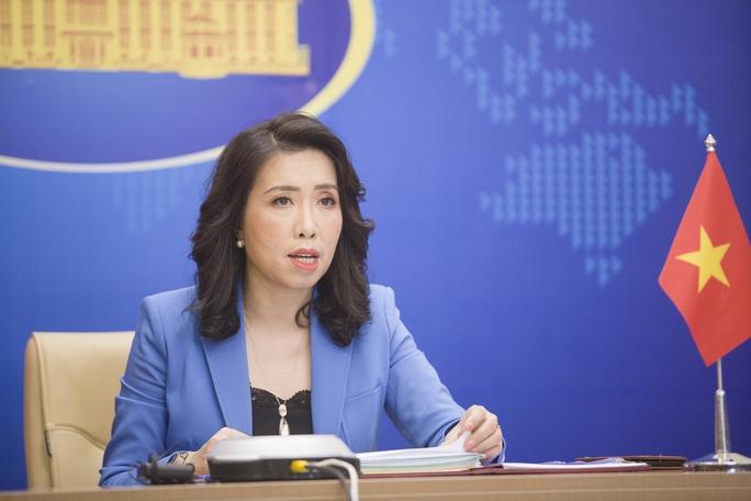 Người phát ngôn nói về việc Trung Quốc đưa thêm tàu đến đá Ba Đầu - Ảnh 2.