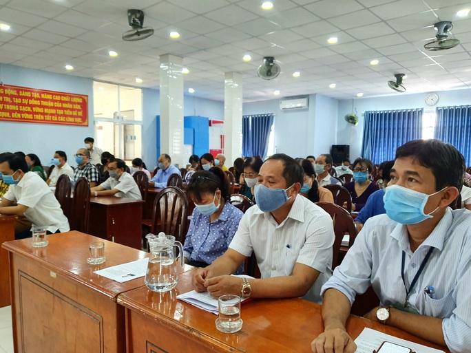 Phó Chủ tịch HĐND TP HCM: Xây dựng trường, lớp ở quận Tân Phú là áp lực lớn - Ảnh 2.