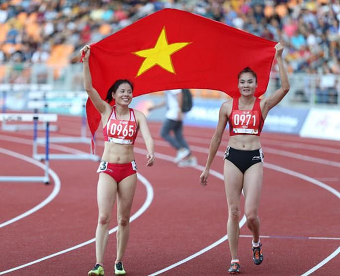 Điền kinh Việt Nam: Dự Olympic bằng suất đặc cách - Ảnh 1.