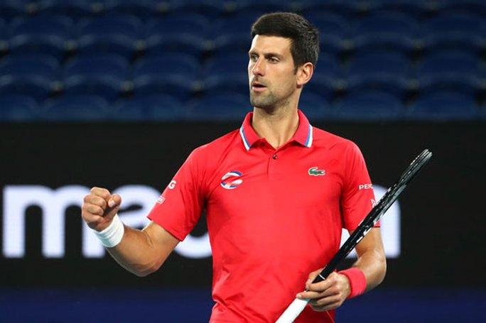 Djokovic vào vòng 4 Rome Masters 2021 - Ảnh 1.