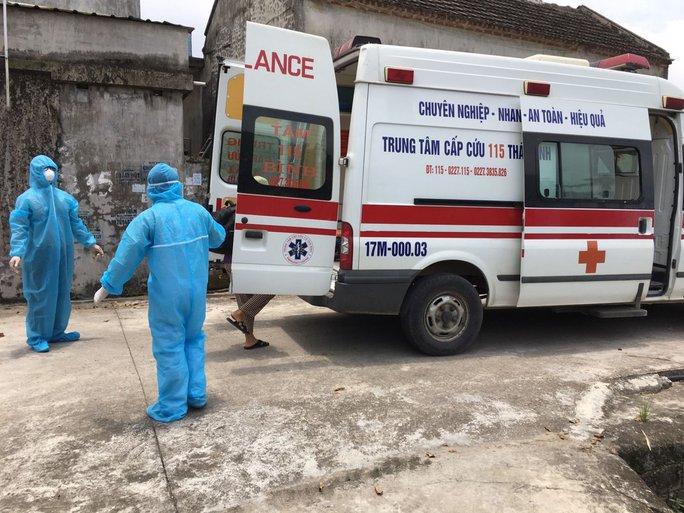 4 sinh viên thực tập ở bệnh viện dương tính SARS-CoV-2 - Ảnh 1.