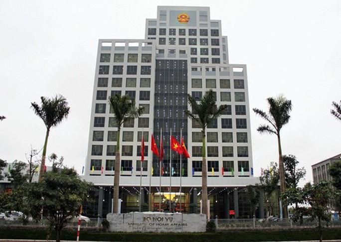 Bộ Nội vụ thi tuyển chức danh Vụ trưởng vào tháng 7-2021 - Ảnh 1.