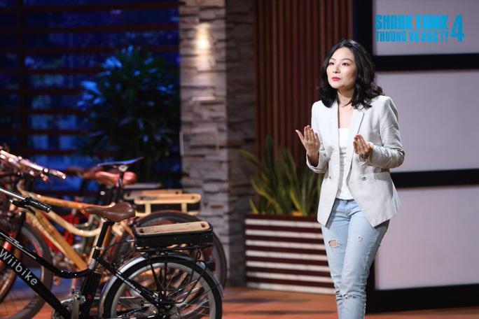 CEO Nguyễn Thị Thu Hằng nói về câu anh chỉ quan tâm tới em gây tranh cãi của Shark Phú - Ảnh 1.