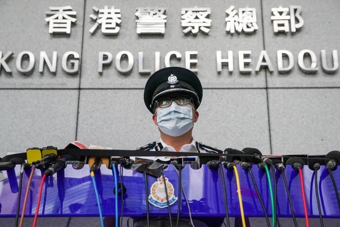 """Quan chức an ninh cấp cao Hồng Kông bị """"tóm"""" khi đi mát-xa chui - Ảnh 2."""