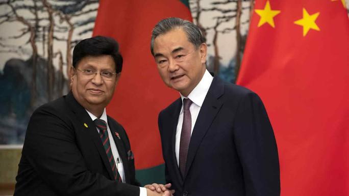 Bangladesh bất ngờ phản ứng mạnh với Trung Quốc - Ảnh 1.