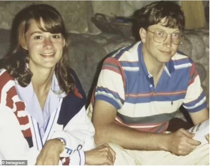 Tỉ phú Bill Gates nói về cuộc hôn nhân không tình yêu - Ảnh 1.