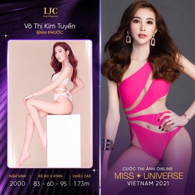 Mãn nhãn với các nhan sắc tại cuộc thi ảnh online Hoa hậu Hoàn vũ Việt Nam 2021 - Ảnh 3.