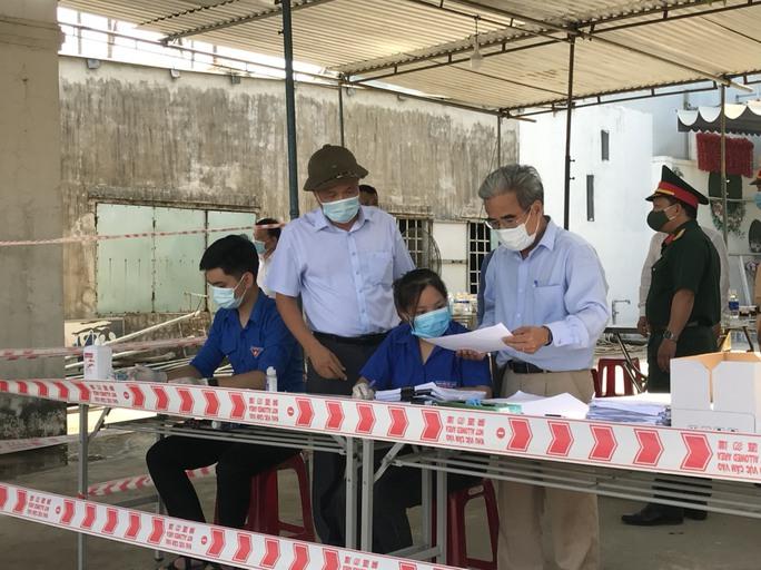 3 ca Covid-19 ở Đà Nẵng có lịch trình đến Thăng Bình, Điện Bàn, Quế Sơn - Ảnh 1.