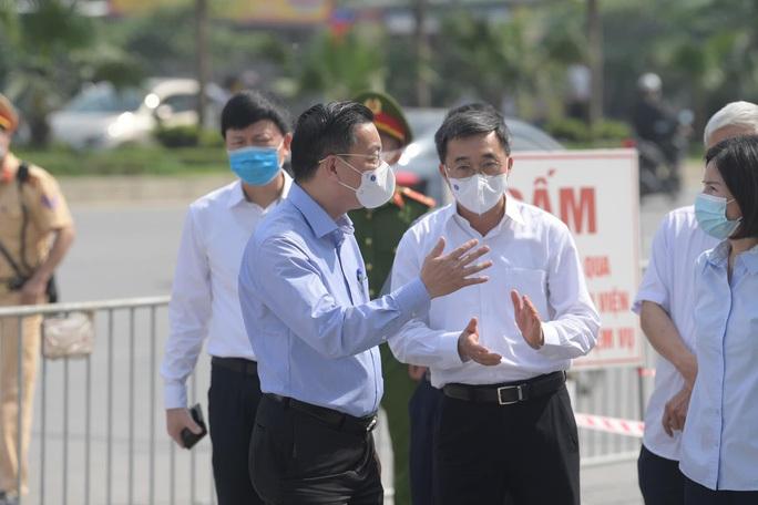 Chủ tịch Hà Nội Chu Ngọc Anh yêu cầu kỷ luật giám đốc Hacinco - Ảnh 1.