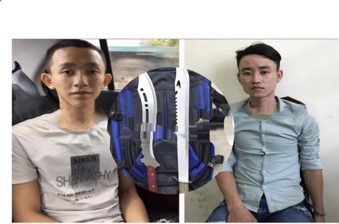 Bắt thêm 7 đối tượng vụ truy sát kinh hoàng ở KCN Long Thành - Ảnh 2.
