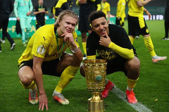 Dortmund muốn thay máu sau khi vô địch Cúp Quốc gia Đức - Ảnh 1.