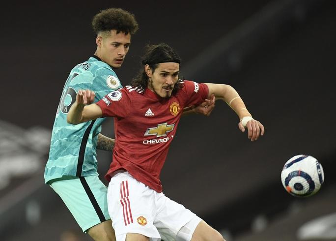 Đại tiệc 6 bàn thắng, Man United lại gục ngã sân nhà - Ảnh 2.