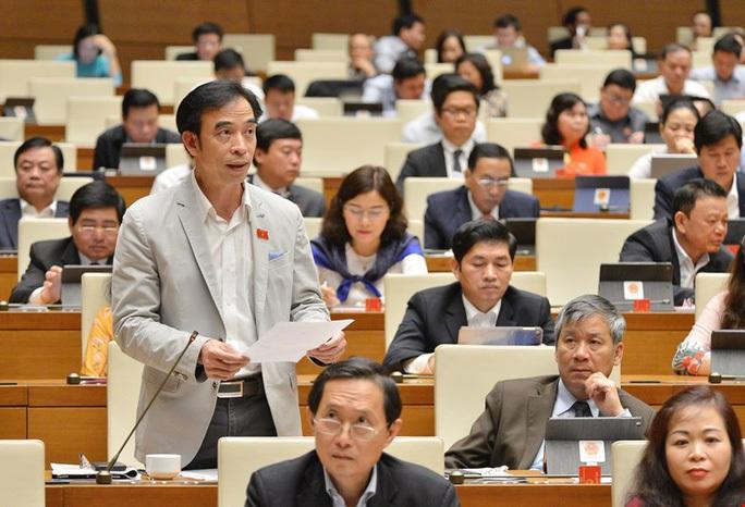 Xin ý kiến Hội đồng bầu cử quốc gia cho ông Nguyễn Quang Tuấn rút ứng cử đại biểu QH - Ảnh 1.