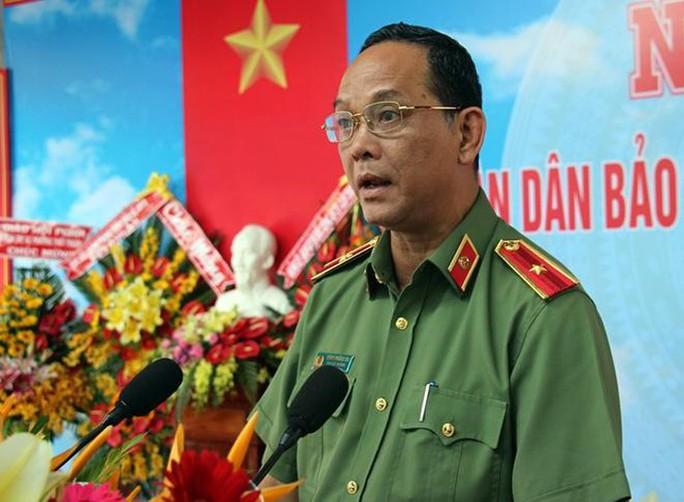 Kỷ luật cảnh cáo ông Đặng Hoàng Đa do vi phạm khi làm Giám đốc Công an Sóc Trăng - Ảnh 2.