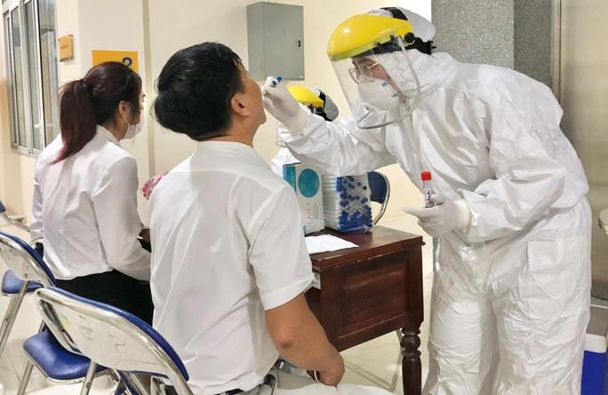 Kết quả xét nghiệm SARS- CoV-2  cho 42 nhân viên bưu điện Quảng Ngãi ra sao? - Ảnh 1.