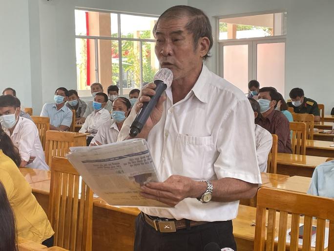 Chủ tịch nước Nguyễn Xuân Phúc chỉ ra điểm nghẽn của huyện Hóc Môn, Củ Chi - Ảnh 3.