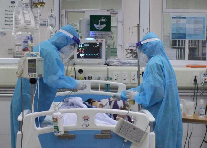 Bệnh nhân Covid-19 thứ 36 tử vong mắc nhiều bệnh mãn tính - Ảnh 1.