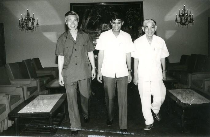 Nhà ngoại giao tài ba Nguyễn Cơ Thạch - Ảnh 1.