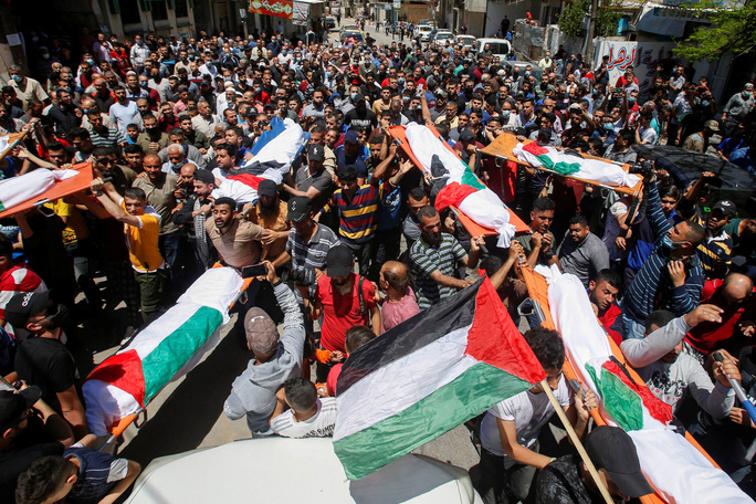 Giao tranh Israel - Palestine lan rộng - Ảnh 1.