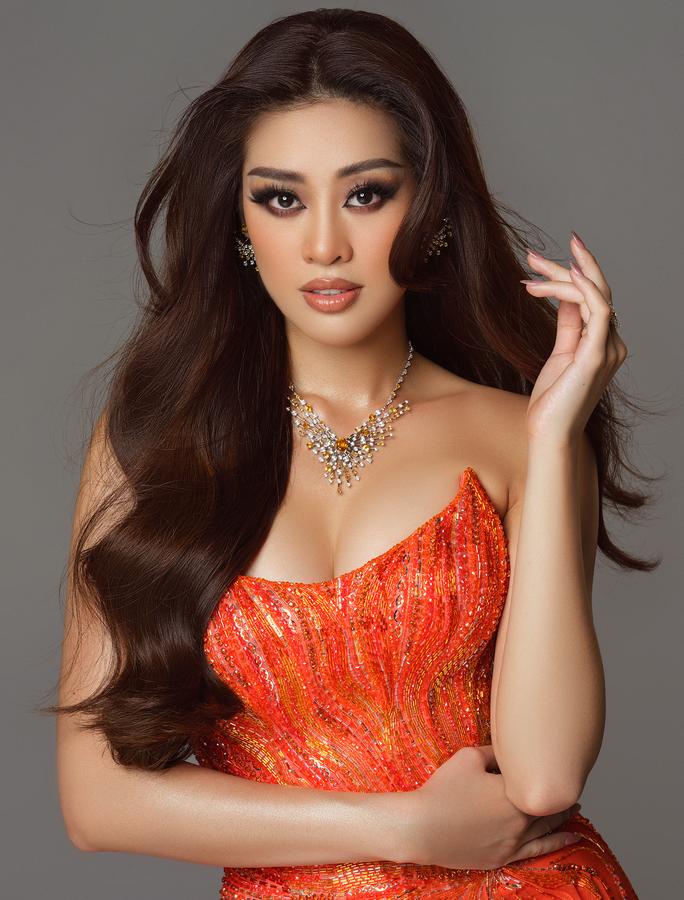 Ý nghĩa chiếc váy cam của hoa hậu Khánh Vân tại bán kết Hoa hậu Hoàn vũ 2020 - Ảnh 4.