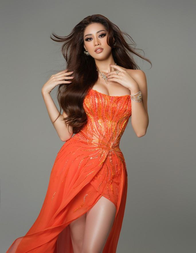 Ý nghĩa chiếc váy cam của hoa hậu Khánh Vân tại bán kết Hoa hậu Hoàn vũ 2020 - Ảnh 5.