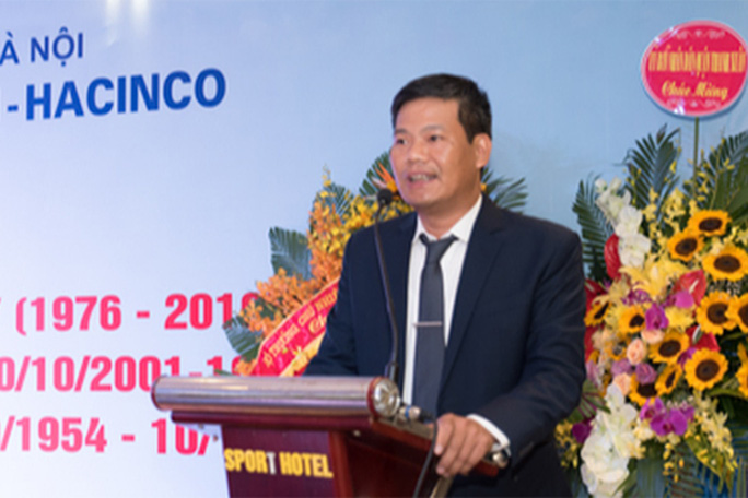 Giám đốc Hacinco Nguyễn Văn Thanh bị cách chức - Ảnh 1.