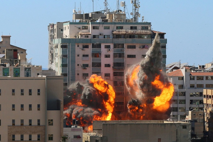 Quân đội Israel xin lỗi truyền thông thế giới vì cú lừa Hamas - Ảnh 4.