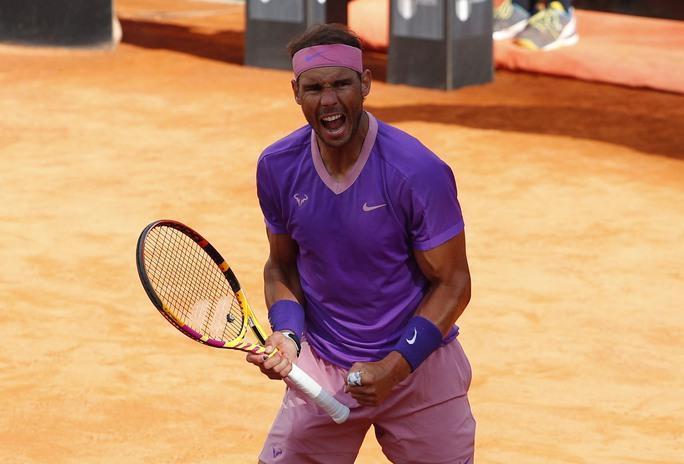 Rafael Nadal hẹn đấu Novak Djokovic ở chung kết Rome Masters 2021 - Ảnh 3.