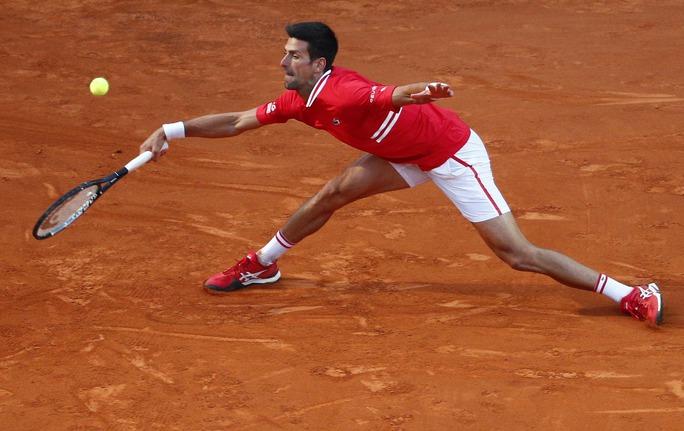 Rafael Nadal hẹn đấu Novak Djokovic ở chung kết Rome Masters 2021 - Ảnh 2.
