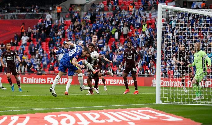 Hạ Chelsea, Leicester đoạt FA Cup lịch sử sau 137 năm - Ảnh 2.