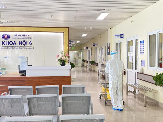 Thêm ca bệnh dương tính SARS-CoV-2 là F1 của cựu giám đốc Hacinco - Ảnh 1.