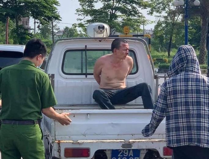 Bất ngờ với nhân thân cực kỳ nguy hiểm của kẻ đâm tài xế, cướp xe taxi - Ảnh 3.