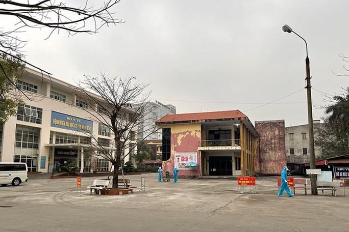 Hải Dương kích hoạt bệnh viện dã chiến nhằm giảm tải cho Bệnh viện K - Ảnh 1.