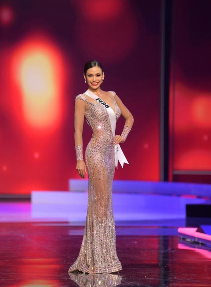 Khánh Vân có làm nên chuyện hay lại trắng tay ở Hoa hậu Hoàn vũ 2020? - Ảnh 12.