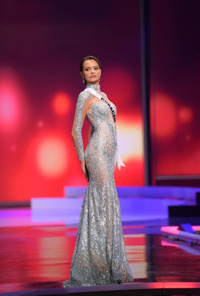 Khánh Vân có làm nên chuyện hay lại trắng tay ở Hoa hậu Hoàn vũ 2020? - Ảnh 5.