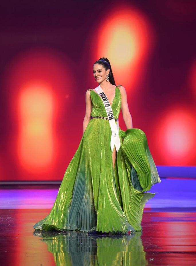 Khánh Vân có làm nên chuyện hay lại trắng tay ở Hoa hậu Hoàn vũ 2020? - Ảnh 8.