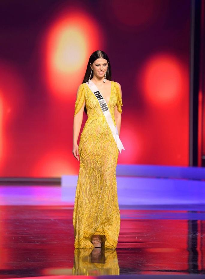 Khánh Vân có làm nên chuyện hay lại trắng tay ở Hoa hậu Hoàn vũ 2020? - Ảnh 15.