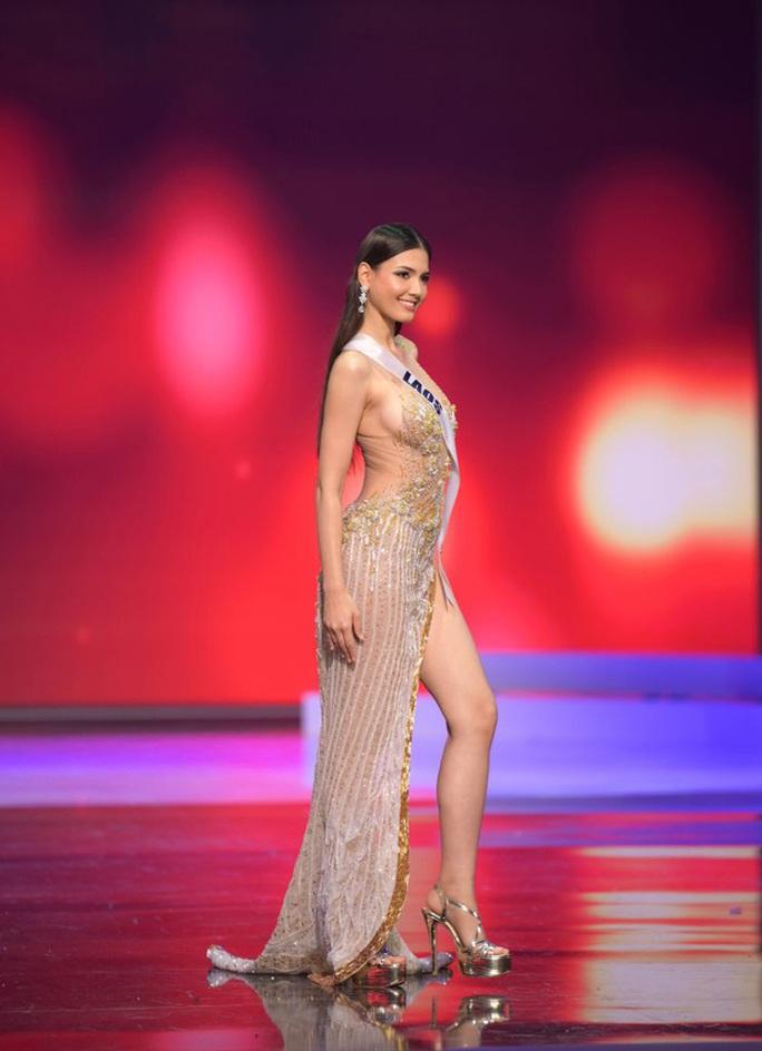 Khánh Vân có làm nên chuyện hay lại trắng tay ở Hoa hậu Hoàn vũ 2020? - Ảnh 11.