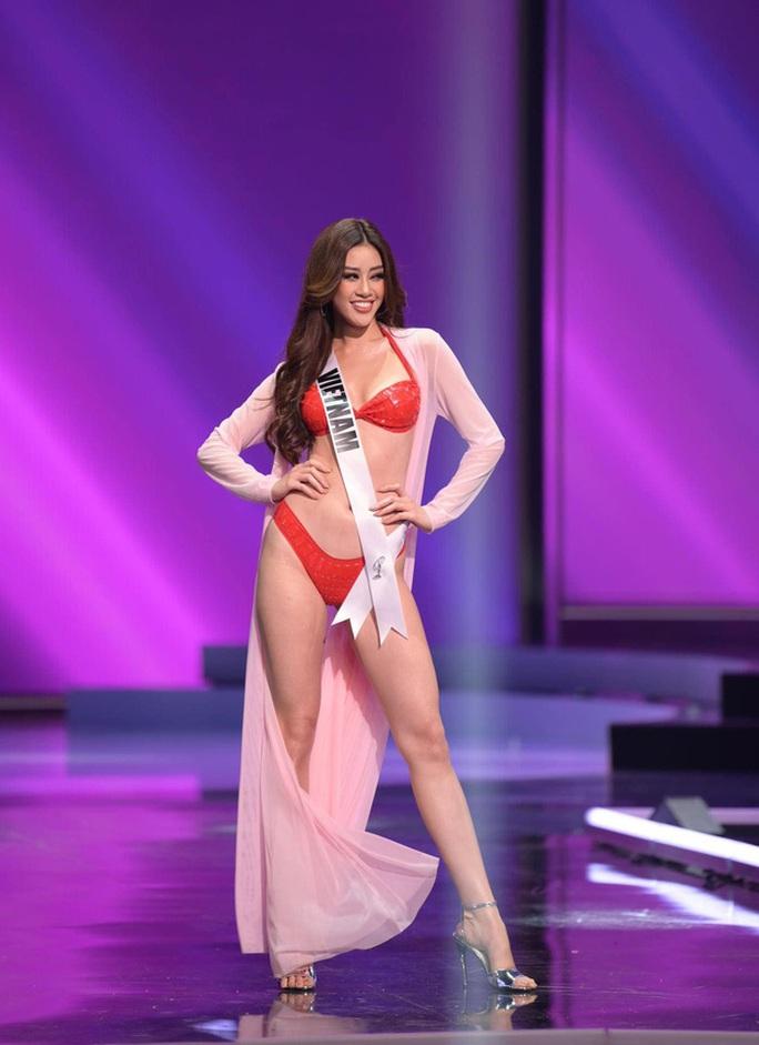 Khánh Vân có làm nên chuyện hay lại trắng tay ở Hoa hậu Hoàn vũ 2020? - Ảnh 2.