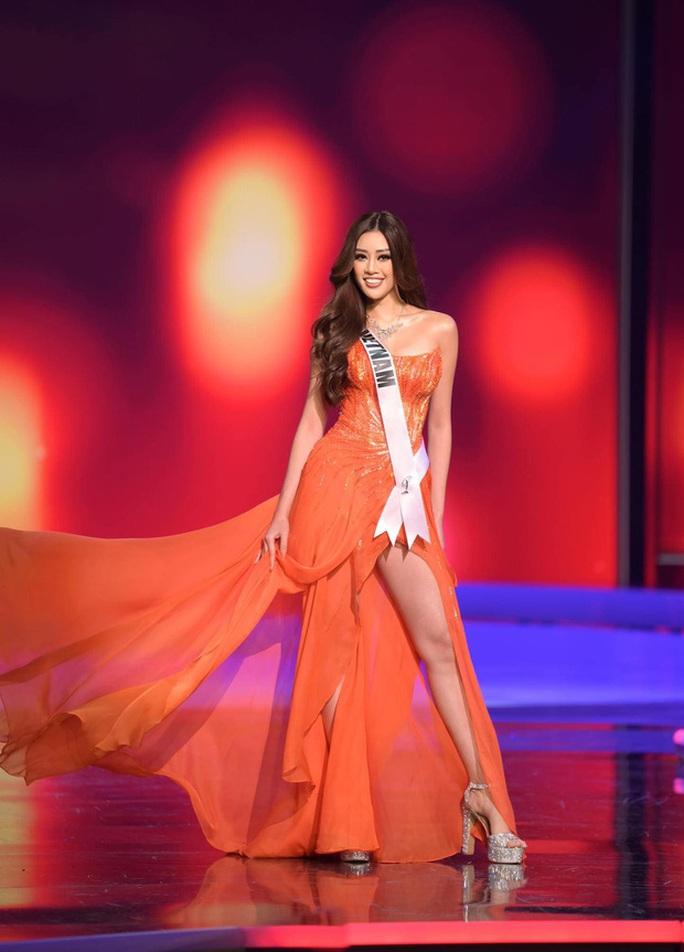 Khánh Vân có làm nên chuyện hay lại trắng tay ở Hoa hậu Hoàn vũ 2020? - Ảnh 3.