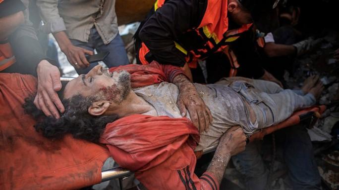 Israel gạt thỏa thuận ngừng bắn, không kích tổng lực Gaza - Ảnh 1.