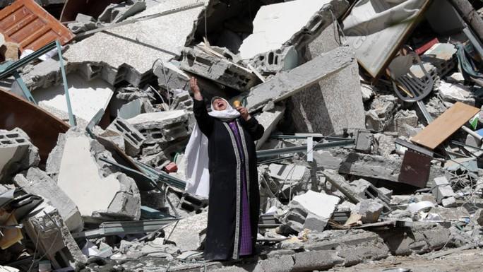 Israel gạt thỏa thuận ngừng bắn, không kích tổng lực Gaza - Ảnh 3.