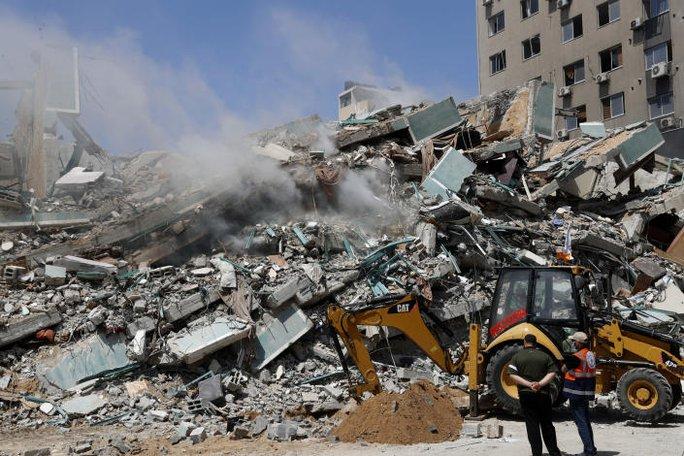 Israel gạt thỏa thuận ngừng bắn, không kích tổng lực Gaza - Ảnh 4.