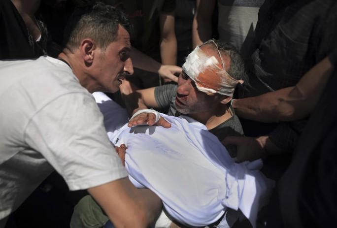 Israel gạt thỏa thuận ngừng bắn, không kích tổng lực Gaza - Ảnh 2.