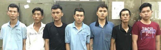 Bắt thêm 7 đối tượng vụ truy sát kinh hoàng ở KCN Long Thành - Ảnh 1.