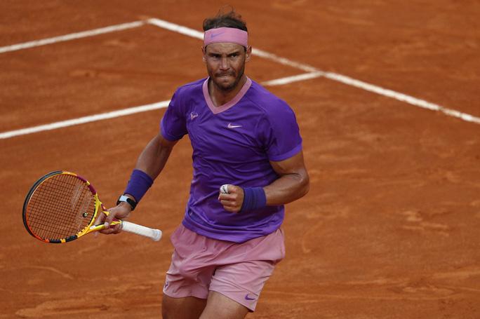 Nadal hạ Djokovic, đăng quang Rome Masters 2021 - Ảnh 3.